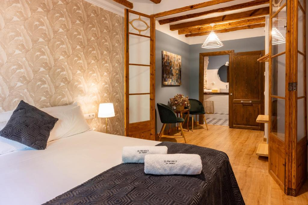 hotels with  charm in cornudella  13