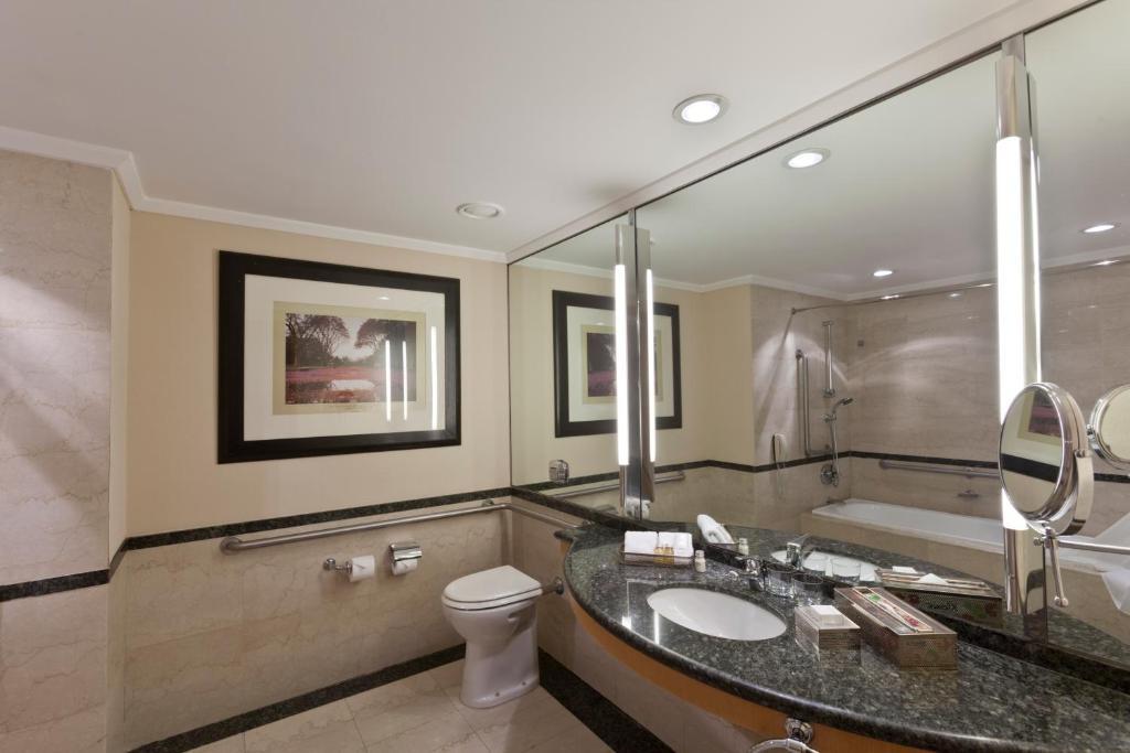 Un baño de Hilton Buenos Aires
