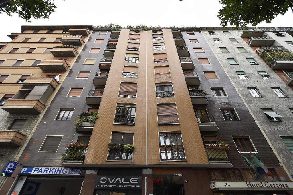 Homestay La Terrazza Milan Italy Booking Com