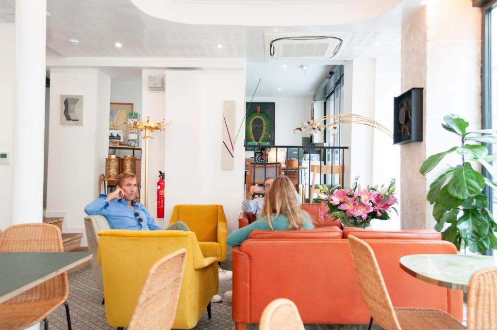 Hotel Lucien Pariisi Paivitetyt Vuoden 2020 Hinnat