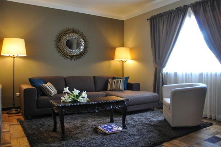 Zona de estar de La Lune - One Suite Hotel