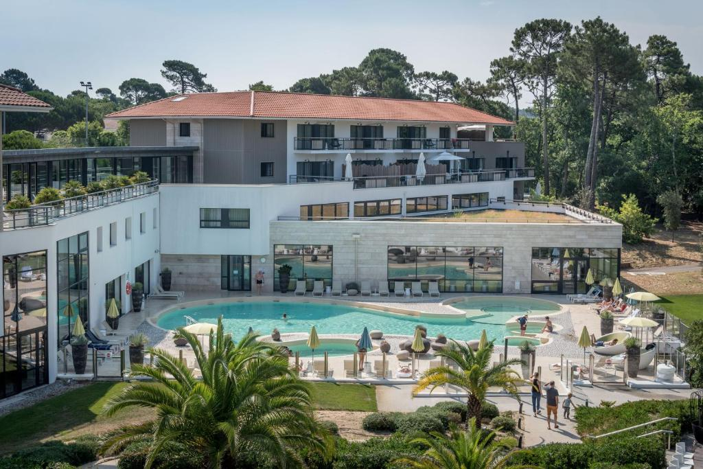 Hotel Spa Les Bains D Arguin By Thalazur Arcachon Updated