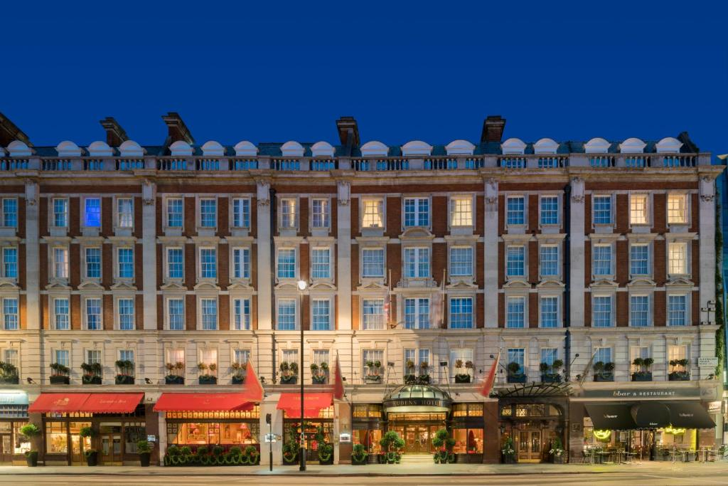 Hotel Rubens At The Palace (Reino Unido Londres) - Booking.com