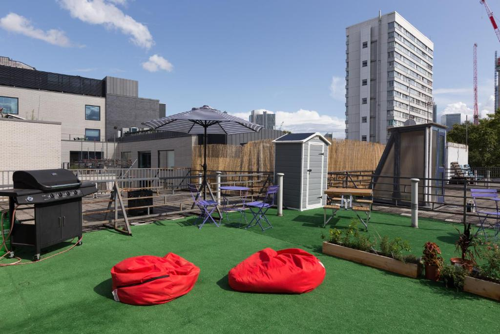 Stylish Rooftop Apartment Near Old Street Station