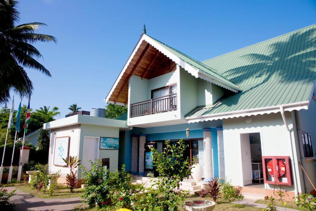 Guesthouse Le Relax Beach House La Digue Seychelles