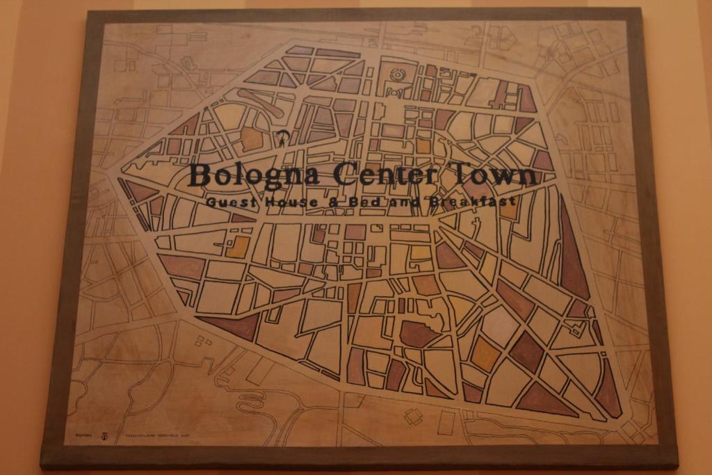 Bologna Center Town