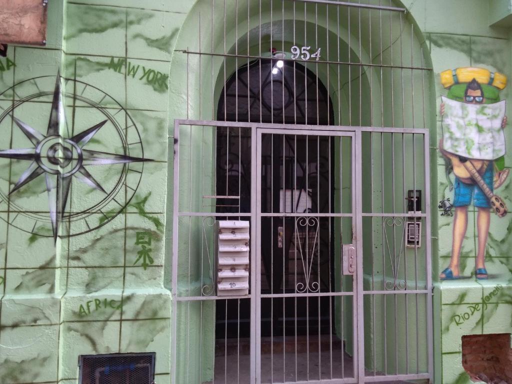 Фасада или вход на HostelROCK.com