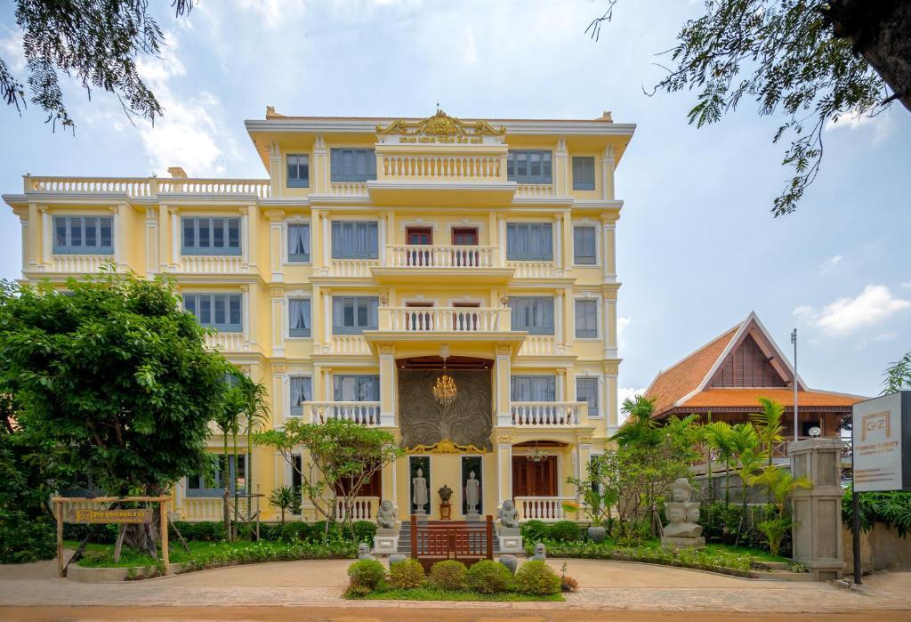 Služba za upoznavanje Kambodža