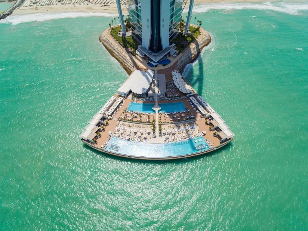 Burj Al Arab Jumeirah Dubai Updated