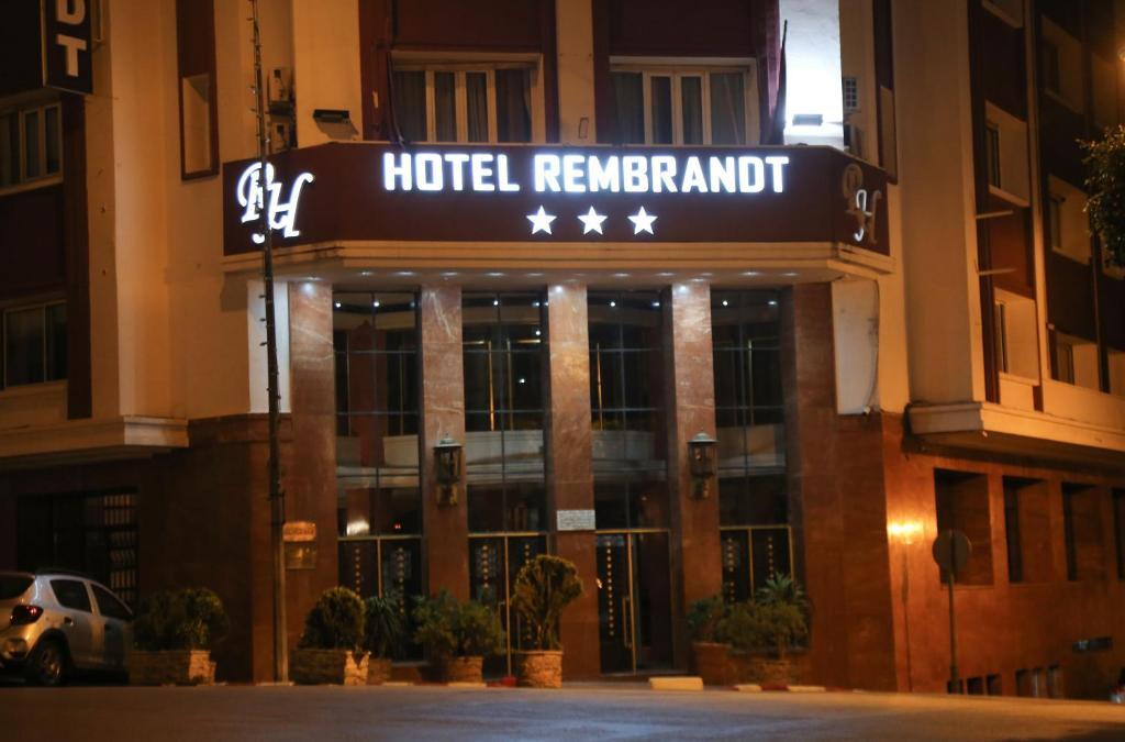 Hôtel Rembrandt, Tánger – Precios actualizados 2019