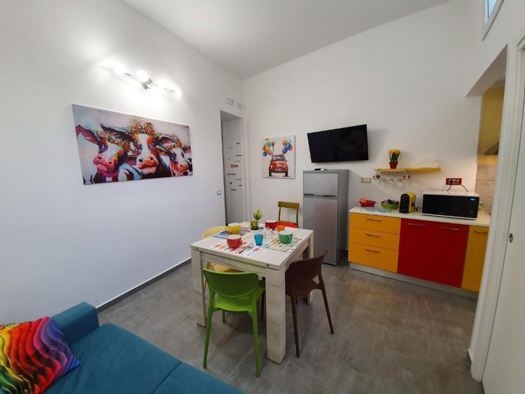 Alzare Un Piano Casa apartment arco del sole 2, palermo, italy - booking