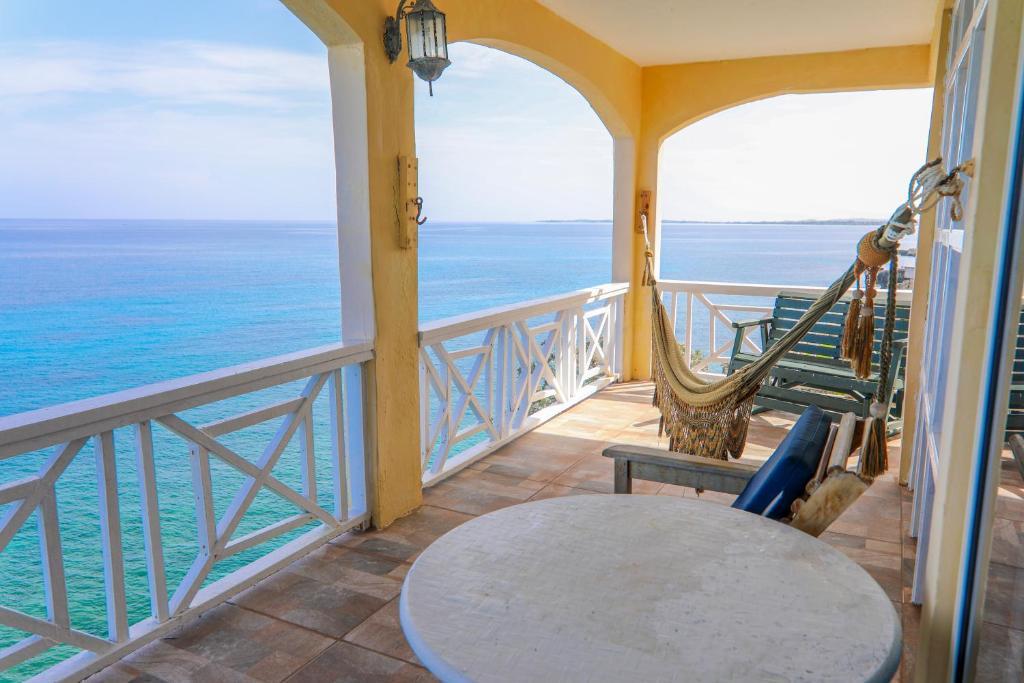 Балкон или терраса в Home Sweet Home Resort