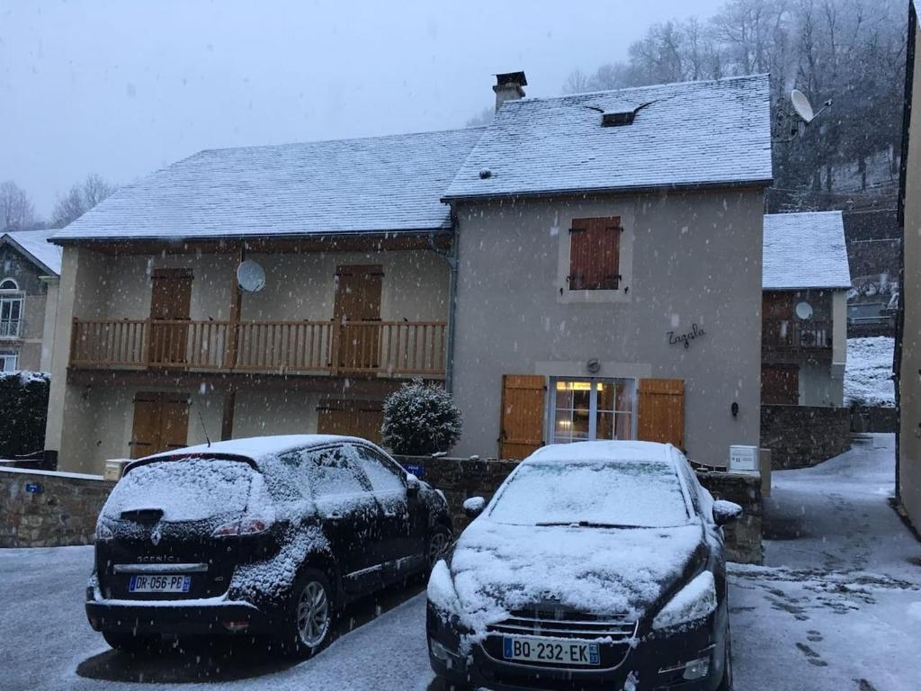 Casa De Vacaciones Zagala La Maison De La Montagne Francia