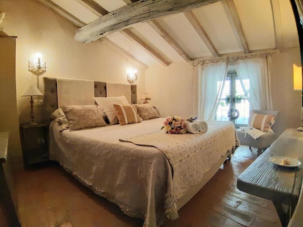Arredamento Shabby Toscana apartment cortona shabby chic house, italy - booking