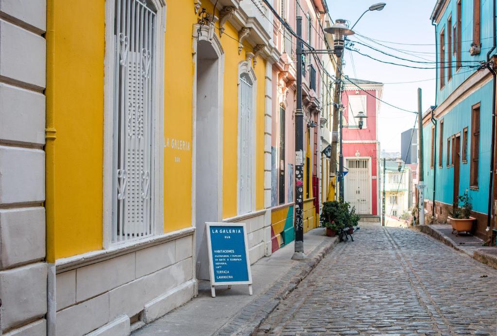 La Galeria B B Valparaíso Chile Booking Com