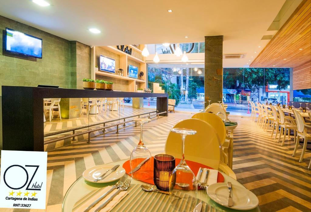 Oz Hotel, Cartagena de Indias – Precios actualizados 2019