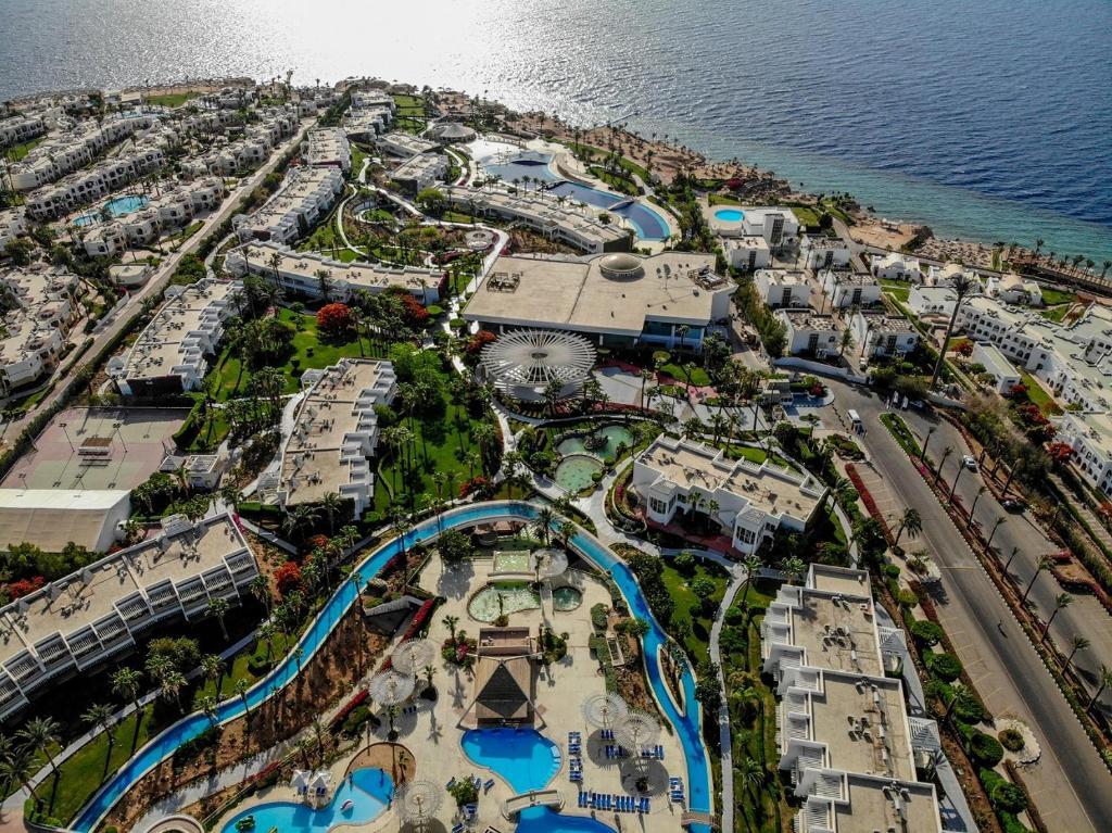 Гледка от птичи поглед на Monte Carlo Sharm Resort & Spa