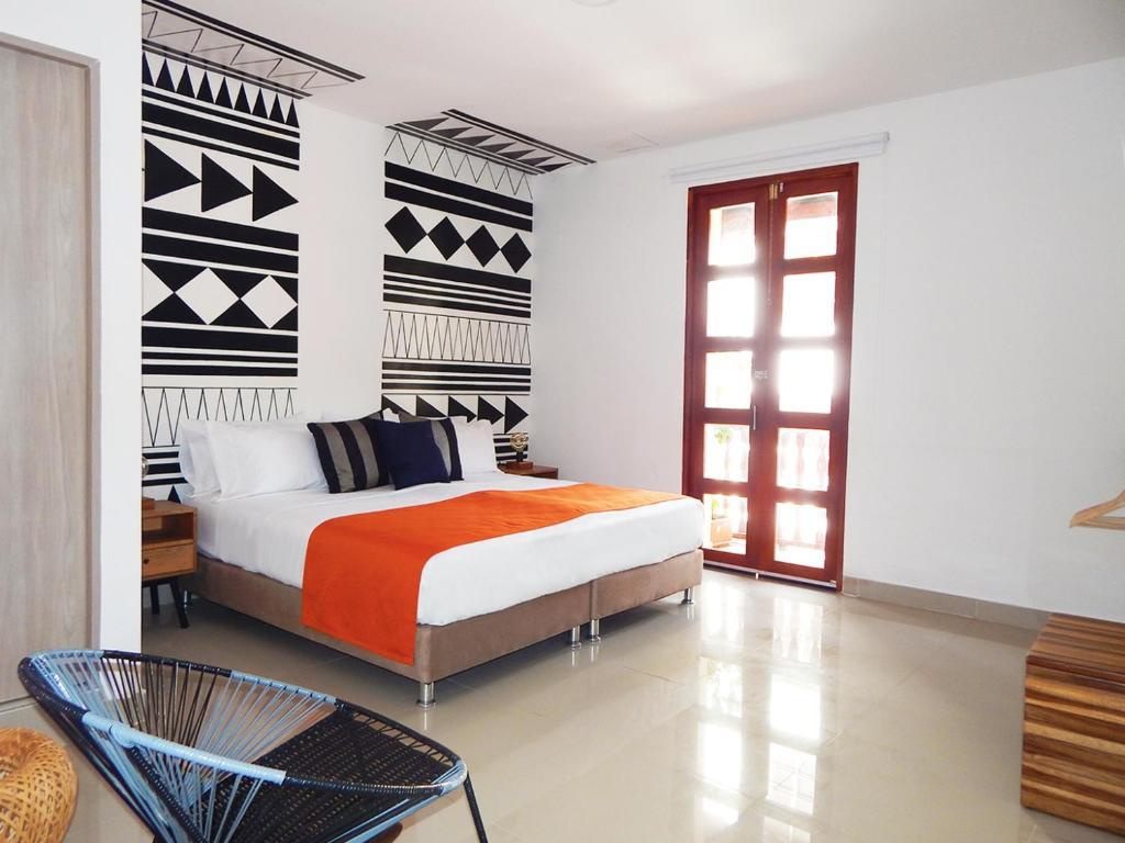 Ethnic Thematic Hotel Cartagena De Indias Colombia