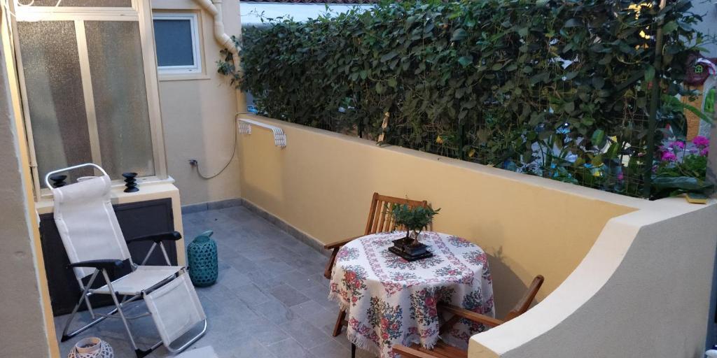Balcone o terrazza di a cà di tanta Rosina