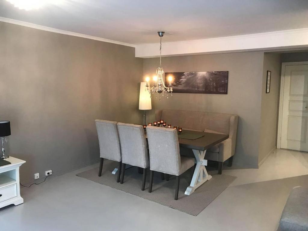 Notodden Sentrum Apartment NO 2