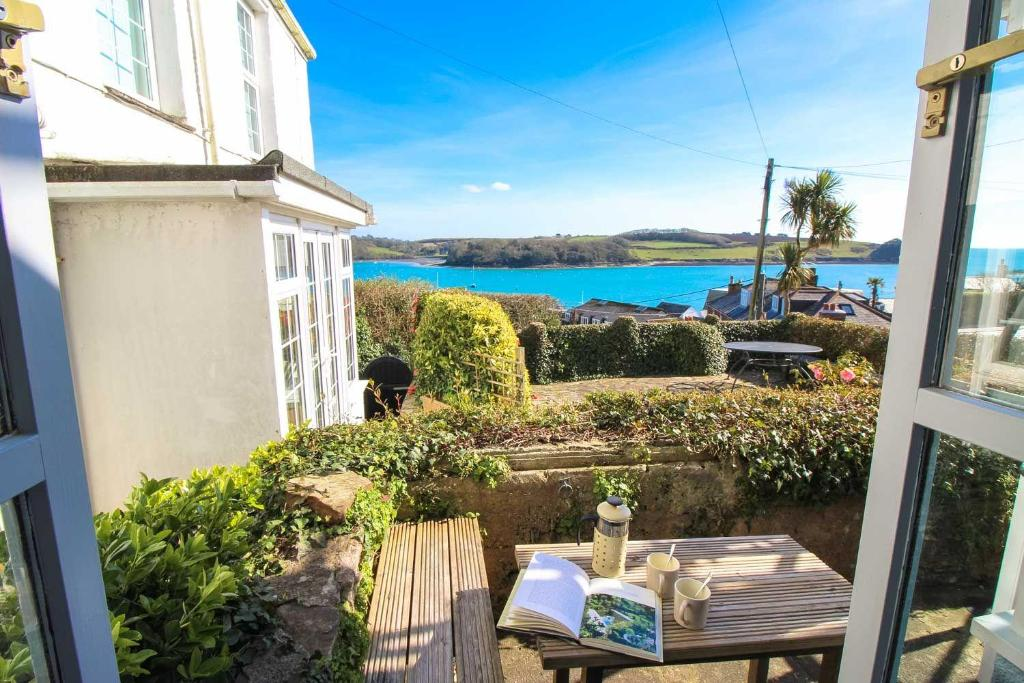 Chapel Cottage in Saint Mawes, Cornwall, England