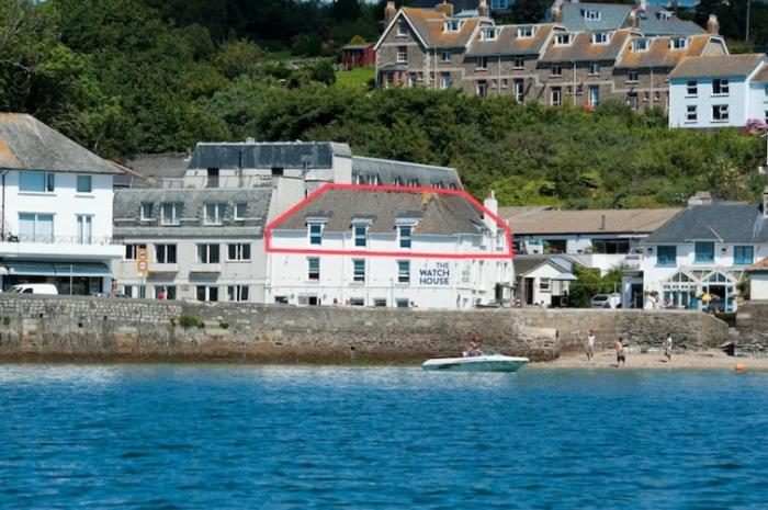 The Watch House in Saint Mawes, Cornwall, England