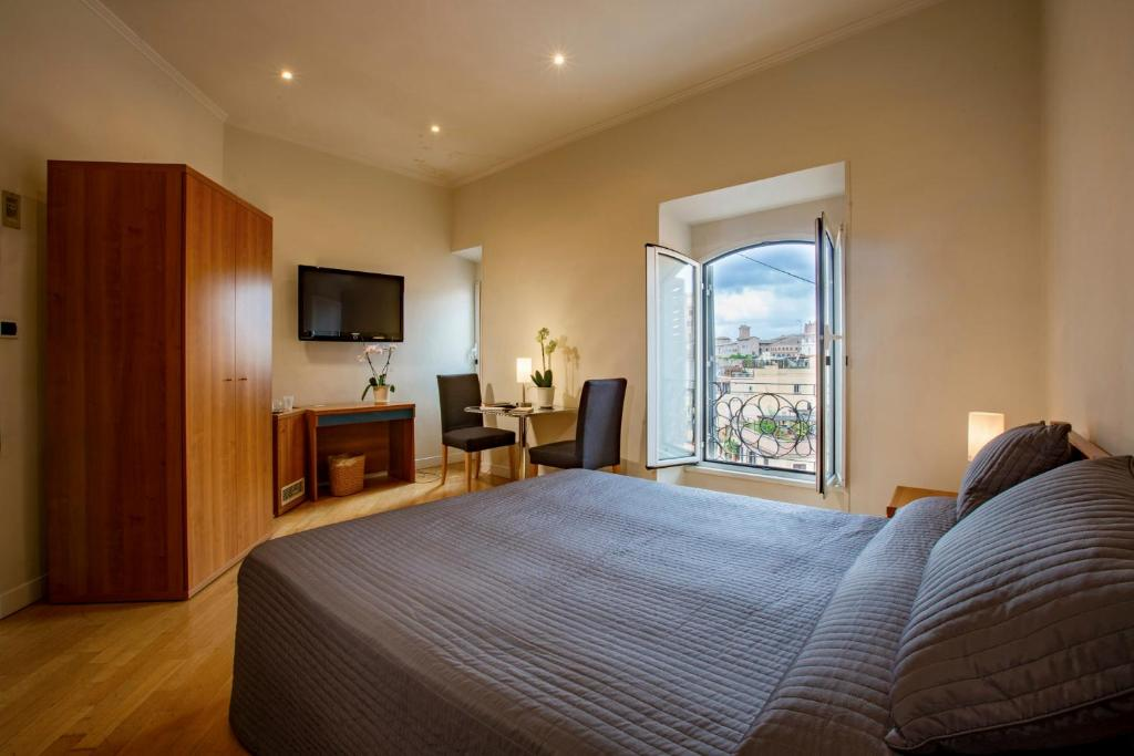Chambre D Hotes Rome Italie