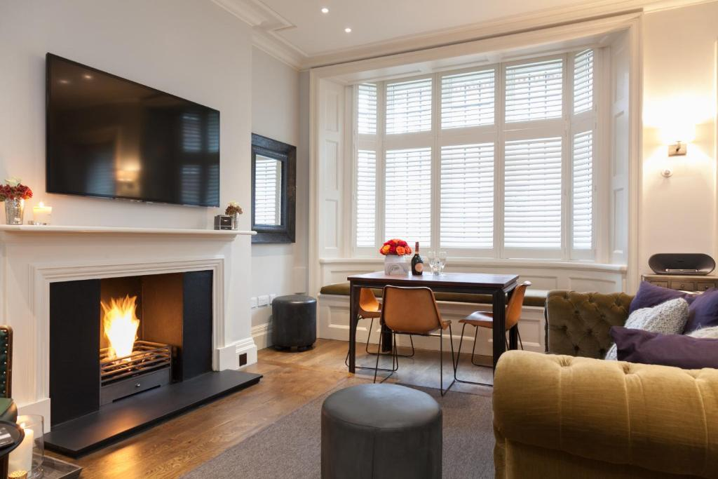 Modern Mayfair Home Close To Oxford Street