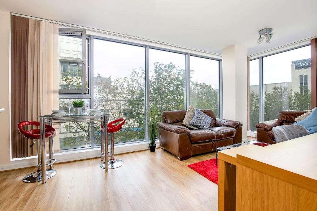 Nova Luxury Apartment Central Birmingham Uk Booking Com