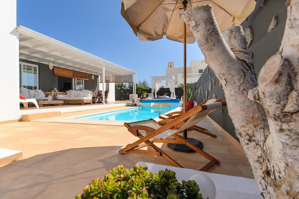Villa Golf Lanzarote, Costa Teguise, Spain - Booking.com