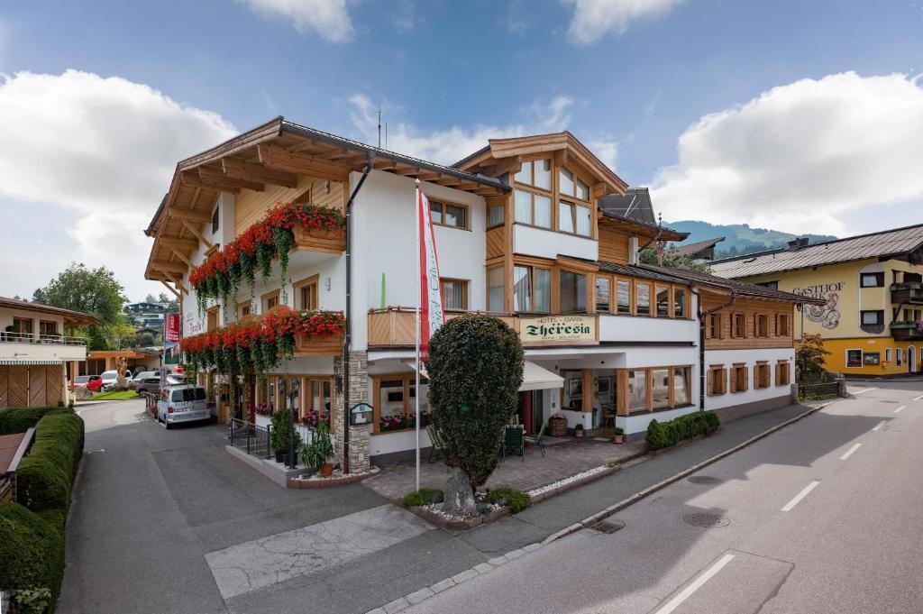 Die 10 besten Hotels in Sankt Johann in Tirol, sterreich (Ab