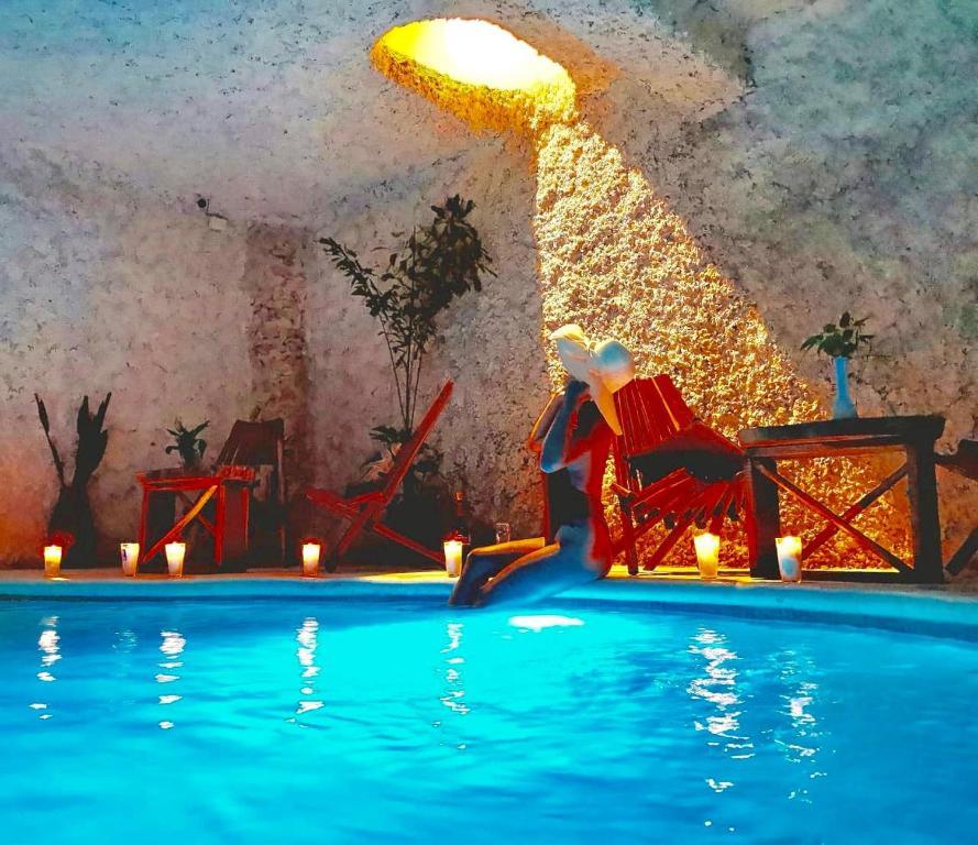 Mayan Majesty Boutique Hotel (México Valladolid) - Booking.com