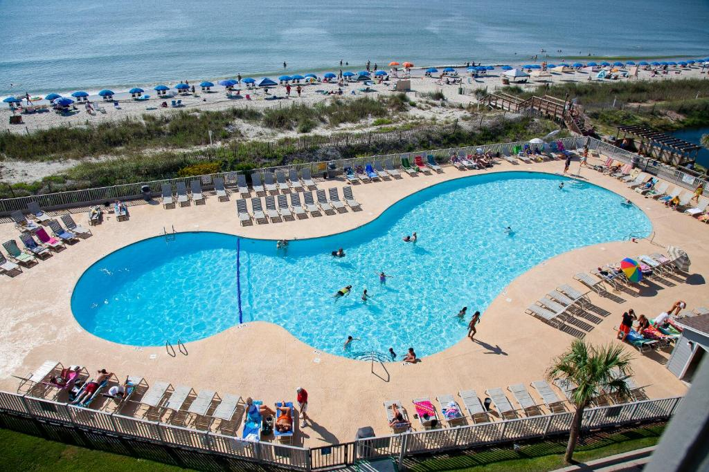 Myrtle Beach Resort Sc Booking