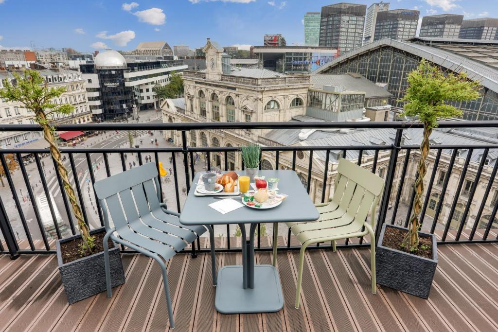 Hotel Urban By Balladins Lille Gare France Booking Com