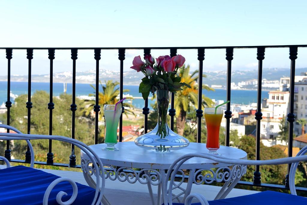 El Minzah Hotel (Marruecos Tánger) - Booking.com
