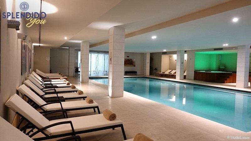 The swimming pool at or close to Splendido Bay Luxury Spa Resort