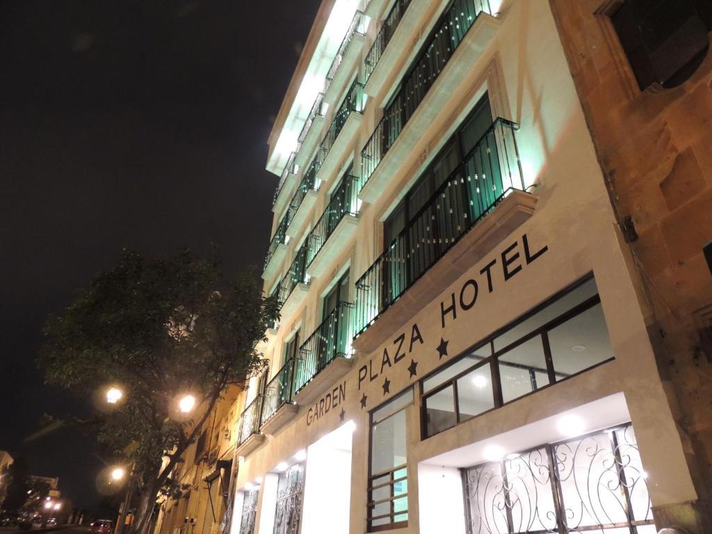 Hotel Garden Plaza (México Zacatecas) - Booking.com