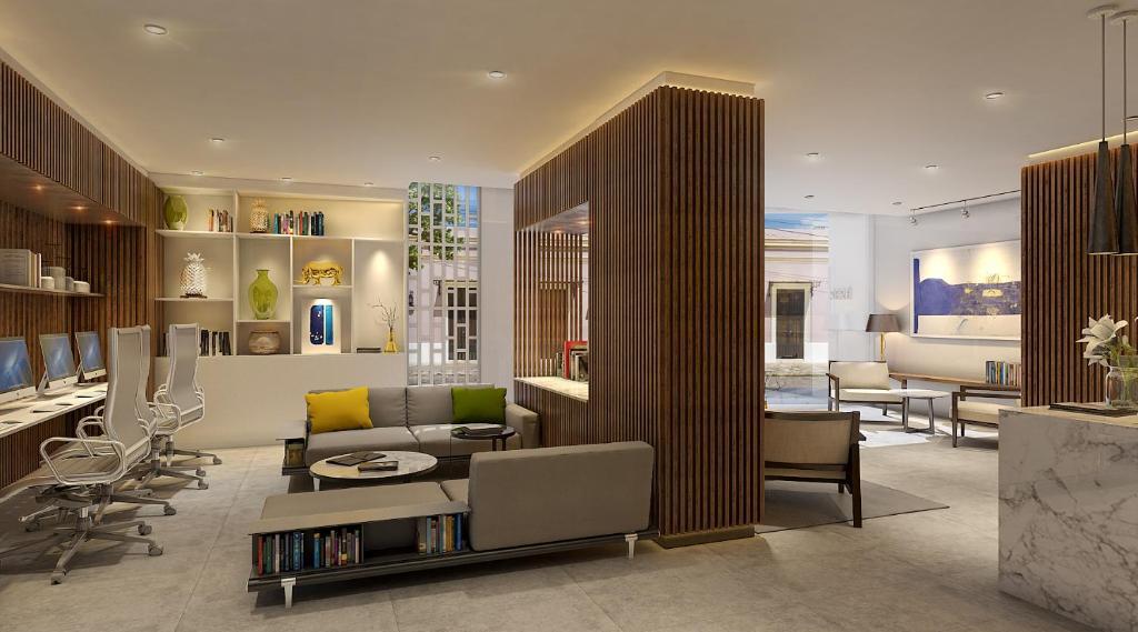 Ontico Urban Design Hotel, Mérida – Precios actualizados 2019