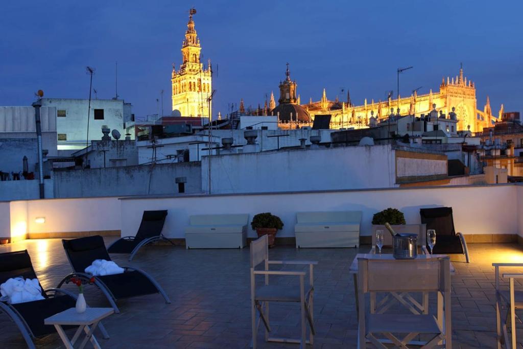 Hotel Petit Palace Marques Ana (España Sevilla) - Booking.com