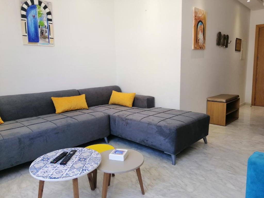 Apartment La Perle Bleu Lac Iii Tunis Tunisia Booking Com