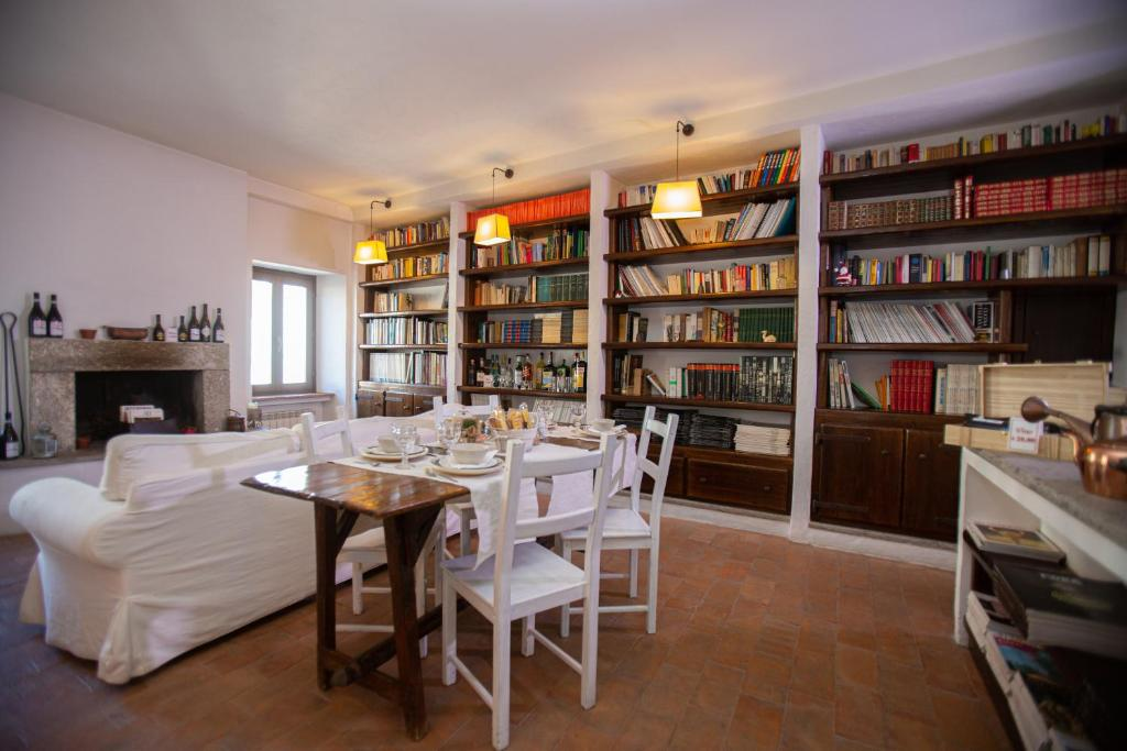 Villa Gusto E Benessere Terrazza Nel Borgo Sacrofano