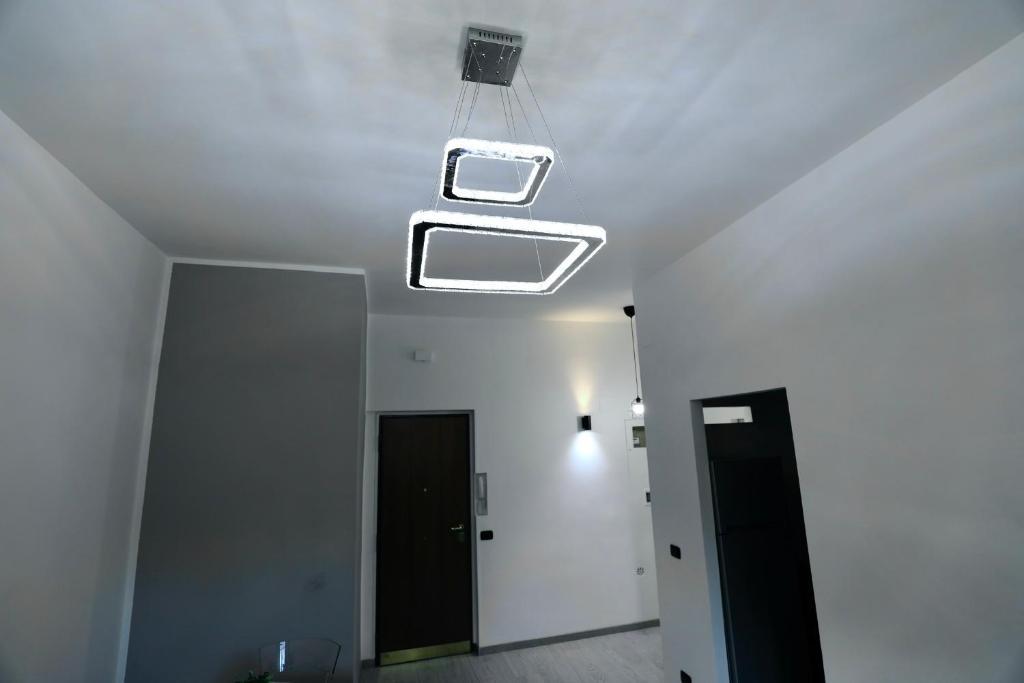 Koupelna v ubytování Vescovio Palace Apartment