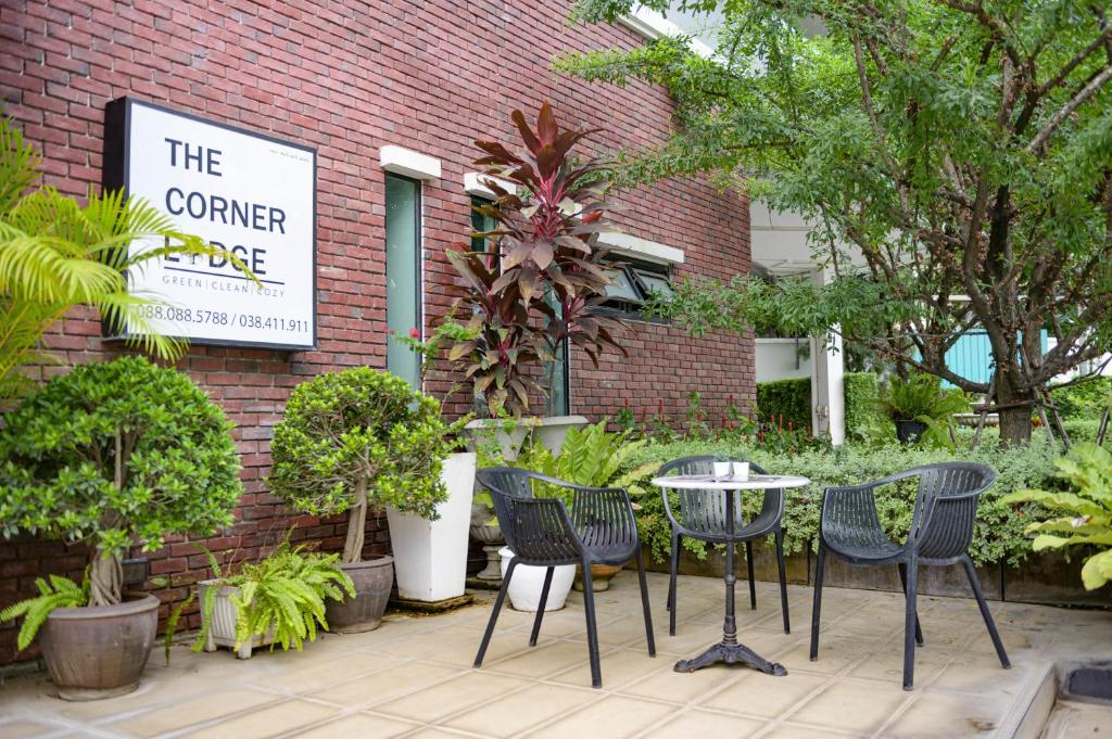 The Corner Lodge Pattaya Thailand