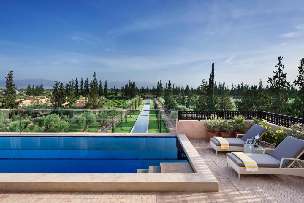 The Oberoy Hotel Marrakech Dezember 2019
