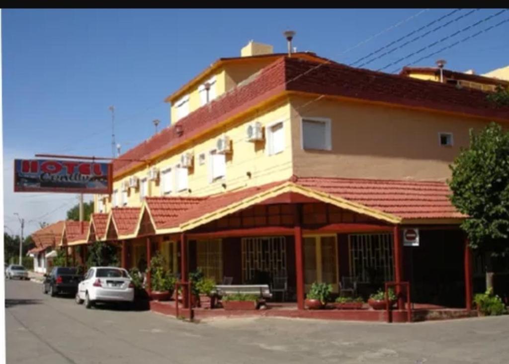 Nuevo Hotel contilo (Argentina Merlo) - Booking.com