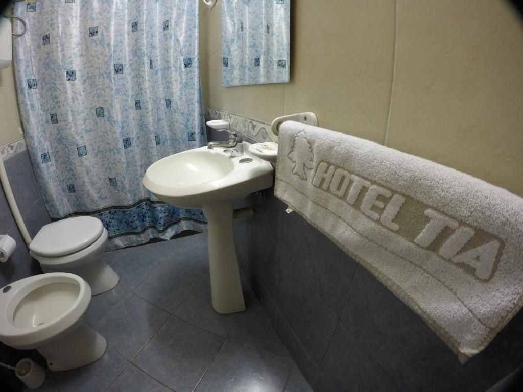Hotel Tia (Uruguay Salto) - Booking.com