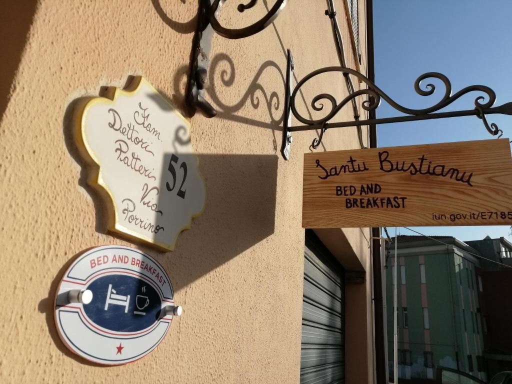 Il Portico Di Sam bed and breakfast santu bustianu, orgosolo, italy - booking