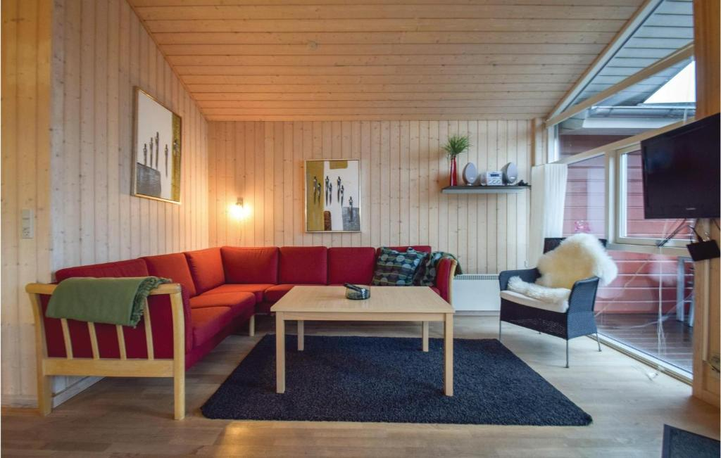 Apartment Dageløkke Feriecenter Tranekær XII