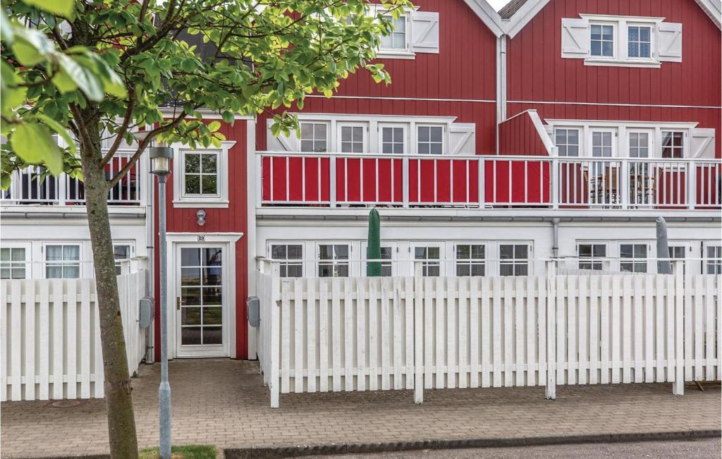 Apartment Havnevej Nykøbing Sj