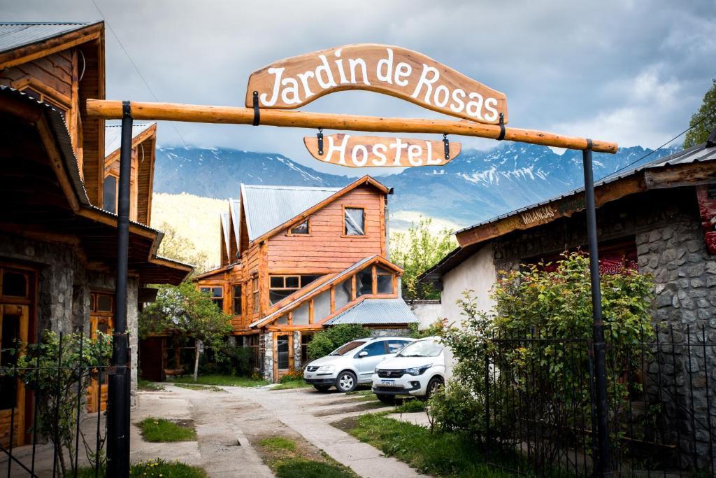 Jardín de Rosas Hostel (Argentinien El Bolsón) - Booking.com